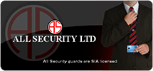 All Security Logo